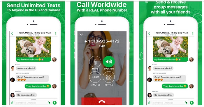 Get Free USA Phone Number In Nigeria