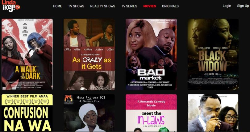 Linda Ikeji TV App Download for Android