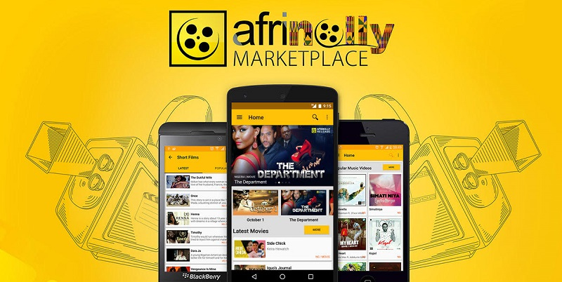 Download Afrinolly App