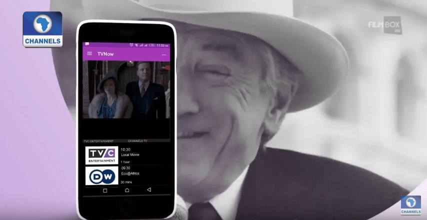 Watch Your Favourite TV Stations for Free on TVNow App