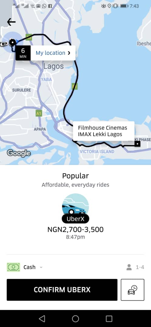 Download GidiCab App for Android