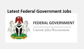 Federal Government Recruitment 2020
