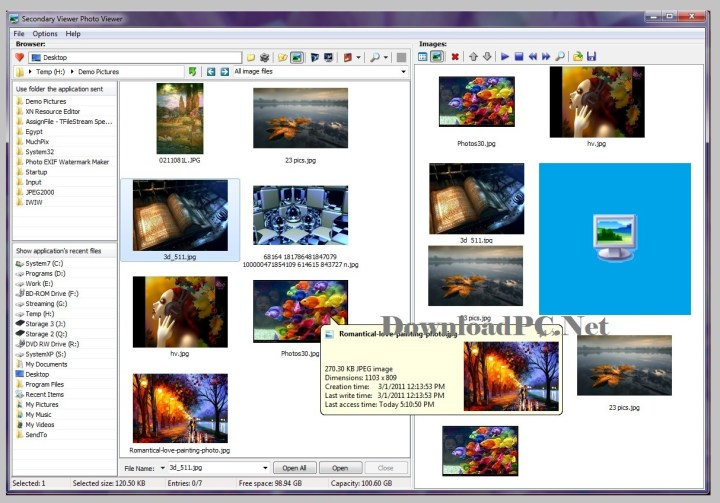 3delite Secondary Display Photo Viewer Serial Key Free Download