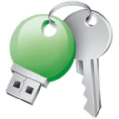 Rohos Logon Key Crack logo