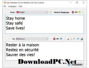 Easy Translator 15 Crack Free Download for Windows