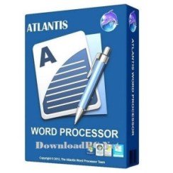 Atlantis Word Processor Crack Serial Key Download