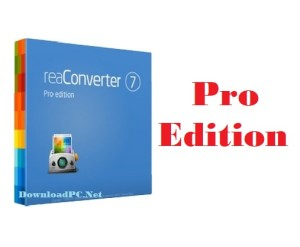 reaConverter Pro 7 Crack + Activation Key Full Download