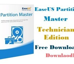 EaseUS Partition Master Crack 14.5 + Key Free Download 2021