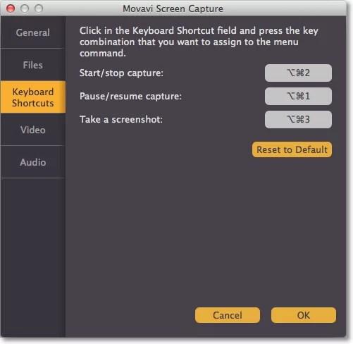 Movavi Screen recorder software download