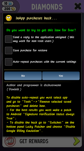 Lucky Patcher for PC Using Nox App Player