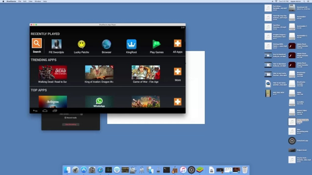 How to use Lucky Patcher On Mac