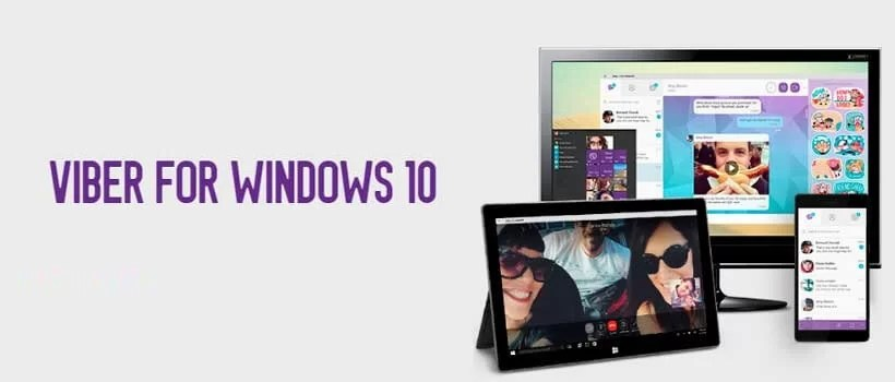 Viber For Windows 10 Free Download