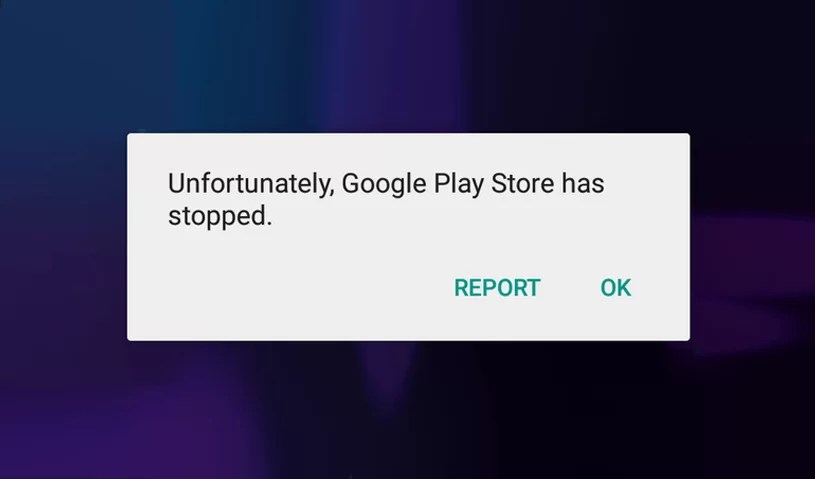 Unfortunately Google Play Store has Stopped: How to Fix it