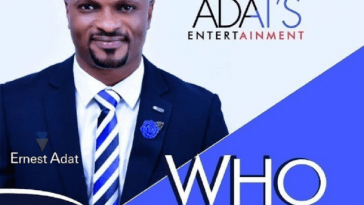 Who Am I – Ernest Adat