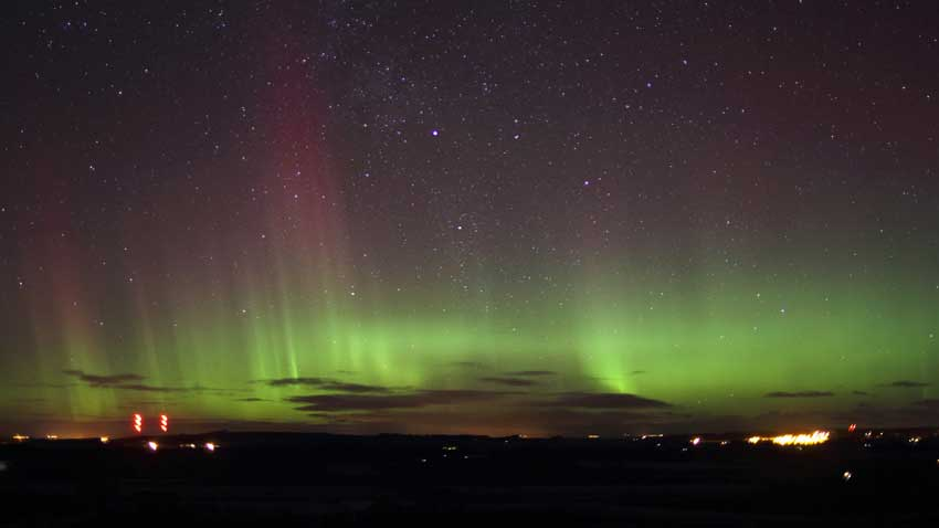 Image result for northern lights uk