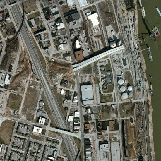Musial Stan Veterans Bridge St Louis