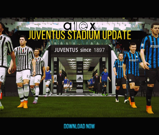 Juventus F C Has Recently Signed An Agreement With Adidas And Gatorade So Here We Go With This Ultrarealistic Stadium And The Related Flags And Banners