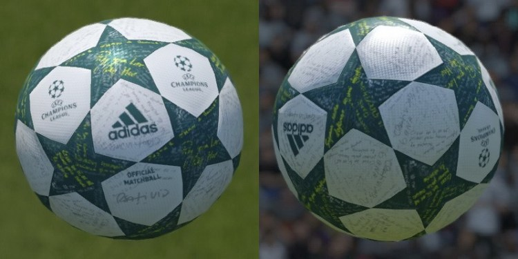 UEFA Champions League 2016/17 Ball