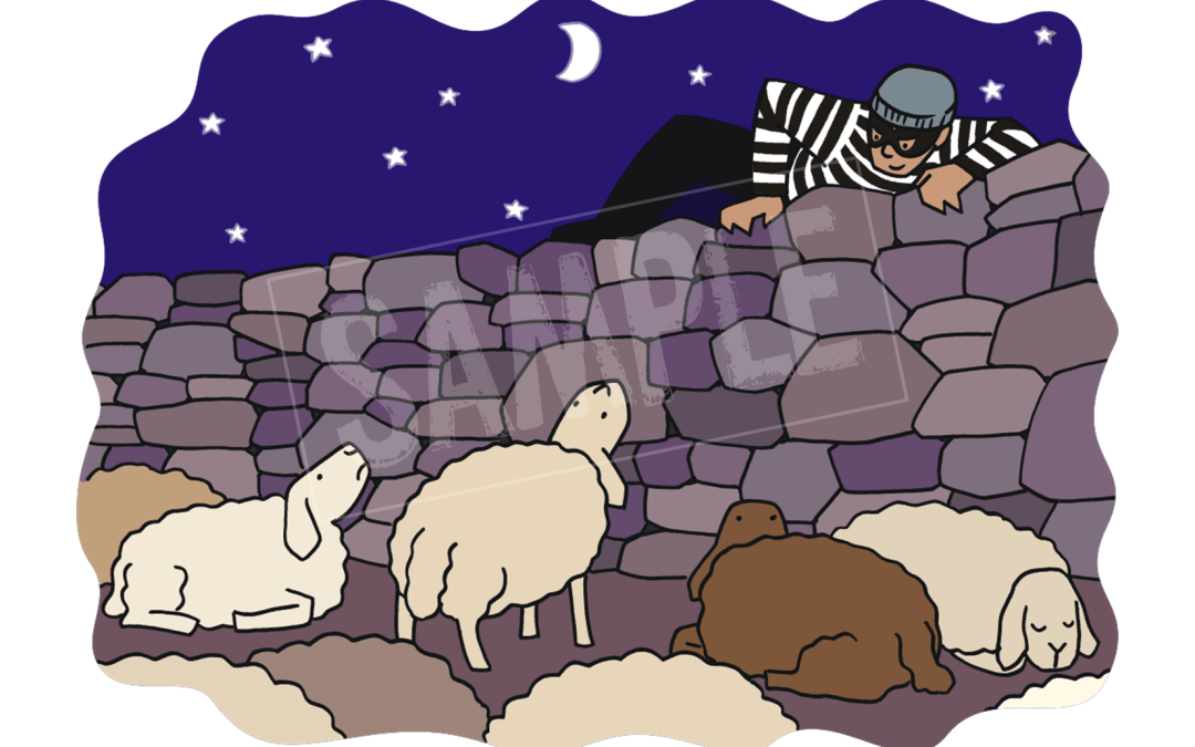 Shepherd and the Thief