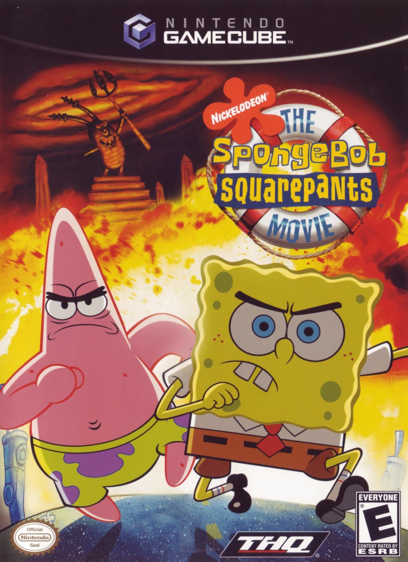 Spongebob Squarepants Movie Video Game Soundtrack MP3
