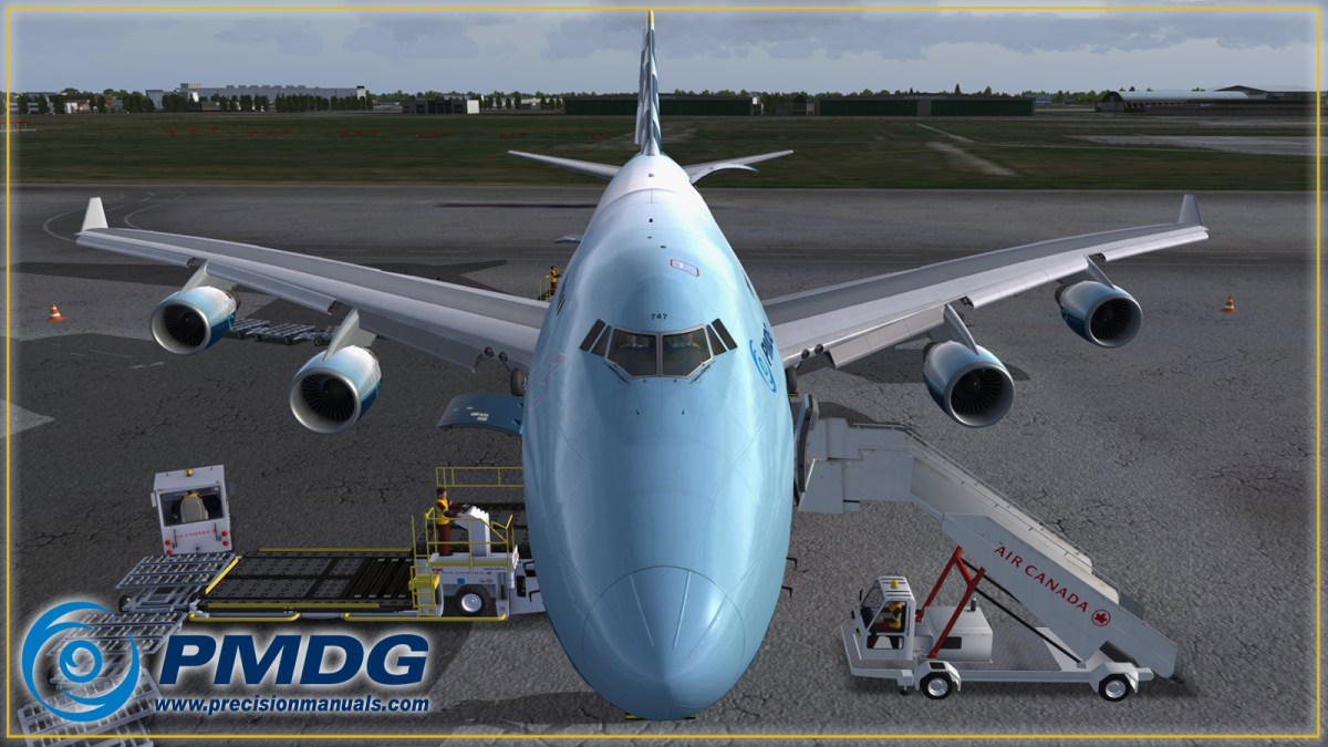 Download PMDG 747-400 & -800 #FSX #P3DV4 #NEW