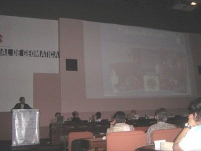 Presentación GeoTux
