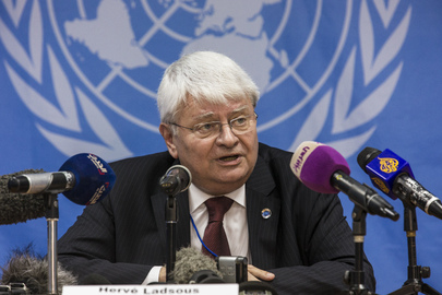 Press Conference by UN Peacekeeping Chief, Juba