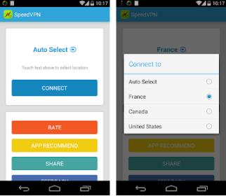 Speed VPN -Free VPN for Android