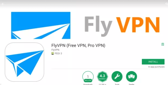 Download Free FlyVPN for Android
