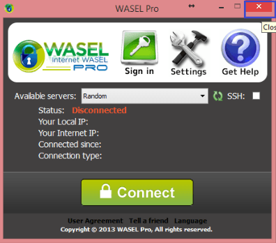 Download free WASEL Pro VPN