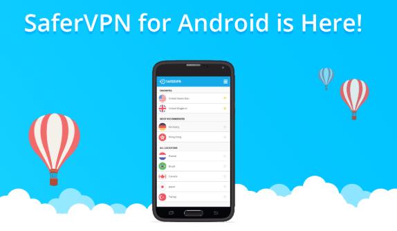 download safer vpn for android