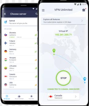 VPN Unlimited free APK