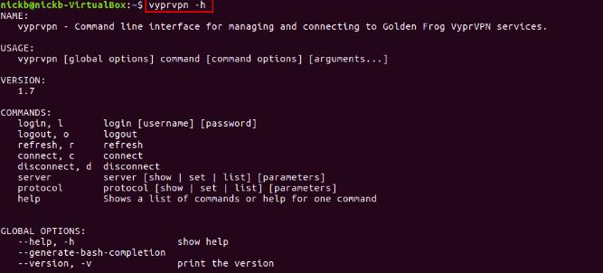 Download VyprVPN Linux