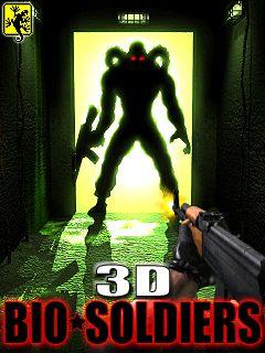3D Bio Soldiers لعبة جافا - تحميل علىPHONEKY