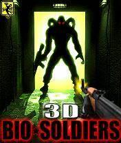 3D Bio Soldiers (240x320) لعبة جافا - تحميل علىPHONEKY