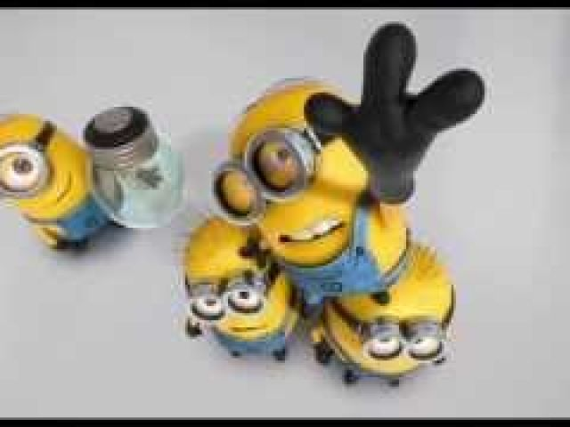 Happy Birthday By Minions Video Phoneky