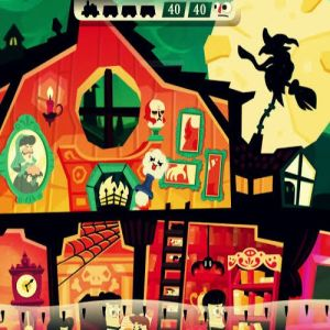 Haunt the House Game