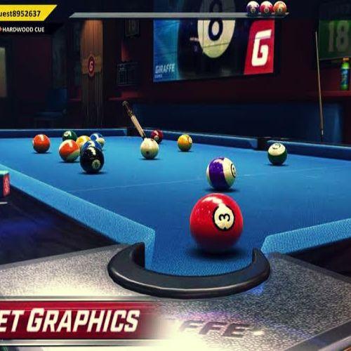 Pool Games Online Free