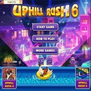 Uphill Rush 6 Game