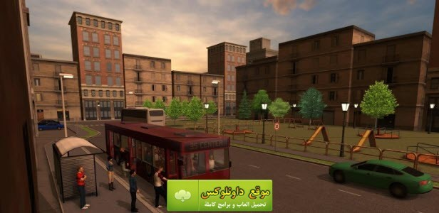 تحميل لعبة bus simulator 2015 للكمبيوتر