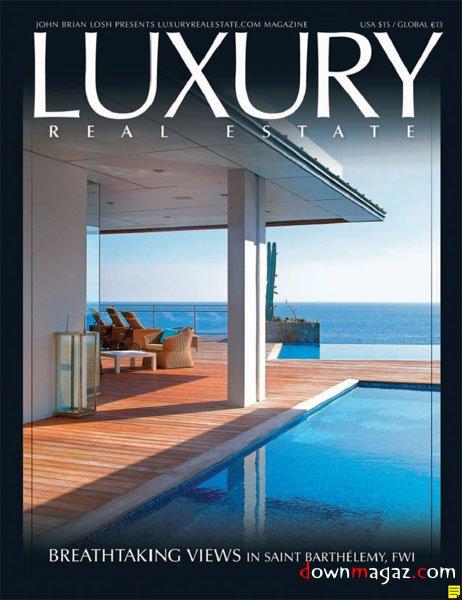 Luxury Real Estate Spring 2010 Download PDF Magazines