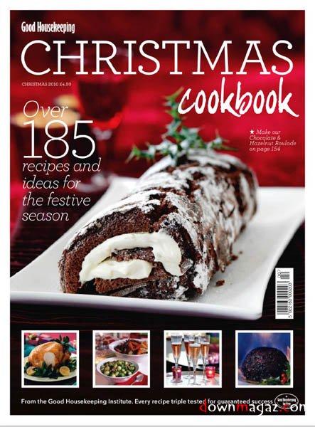 Good Housekeeping Christmas Cookbook 2010 Download PDF