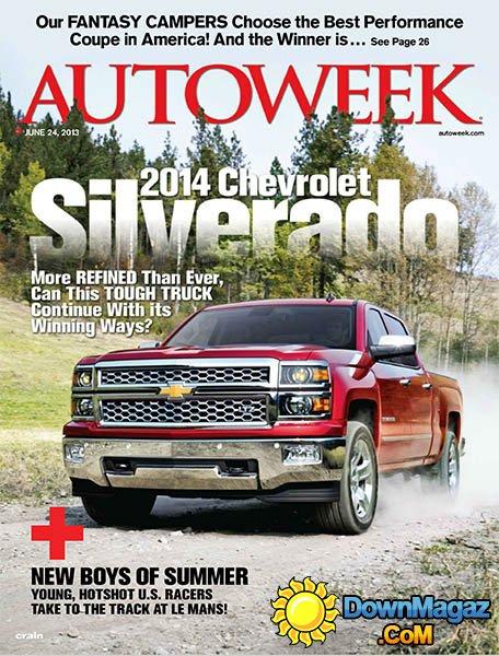 Autoweek 24 June 2013 Download PDF Magazines