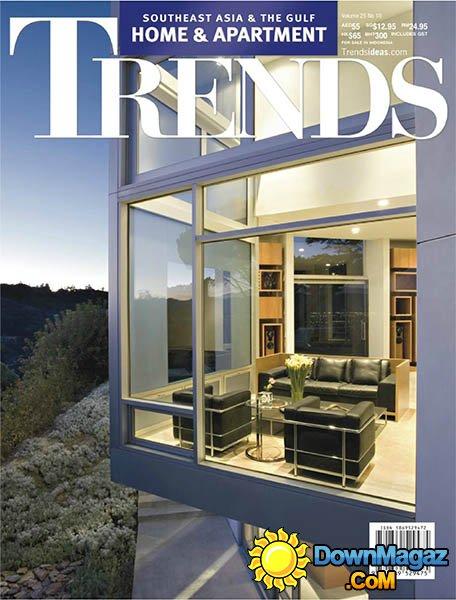Home Apartment Trends Vol 25 No 10