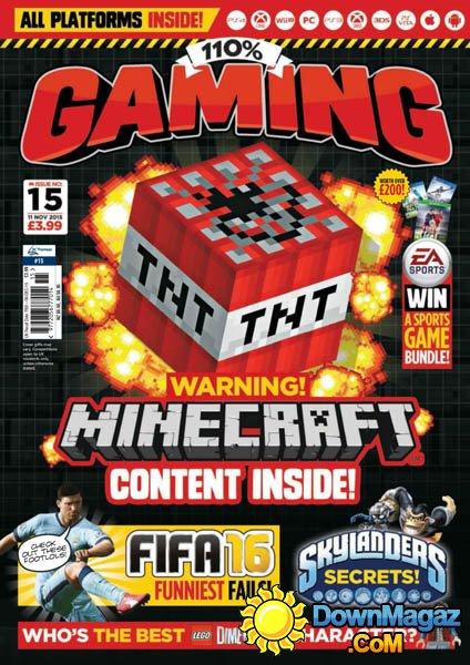 110 Gaming UK Issue 15 2015 Download PDF Magazines