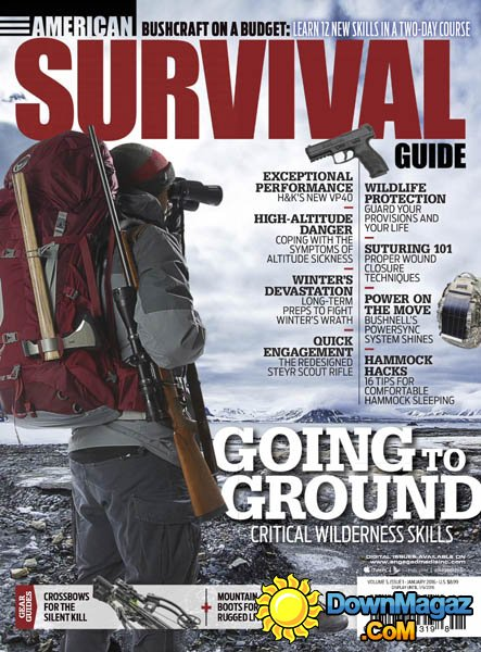 American Survival Guide January 2016 Download PDF