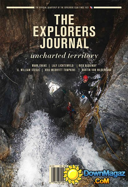 The Explorers Journal Fall 2016 187 Download Pdf Magazines