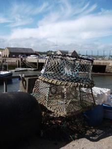 Lobster Pots at West Bay