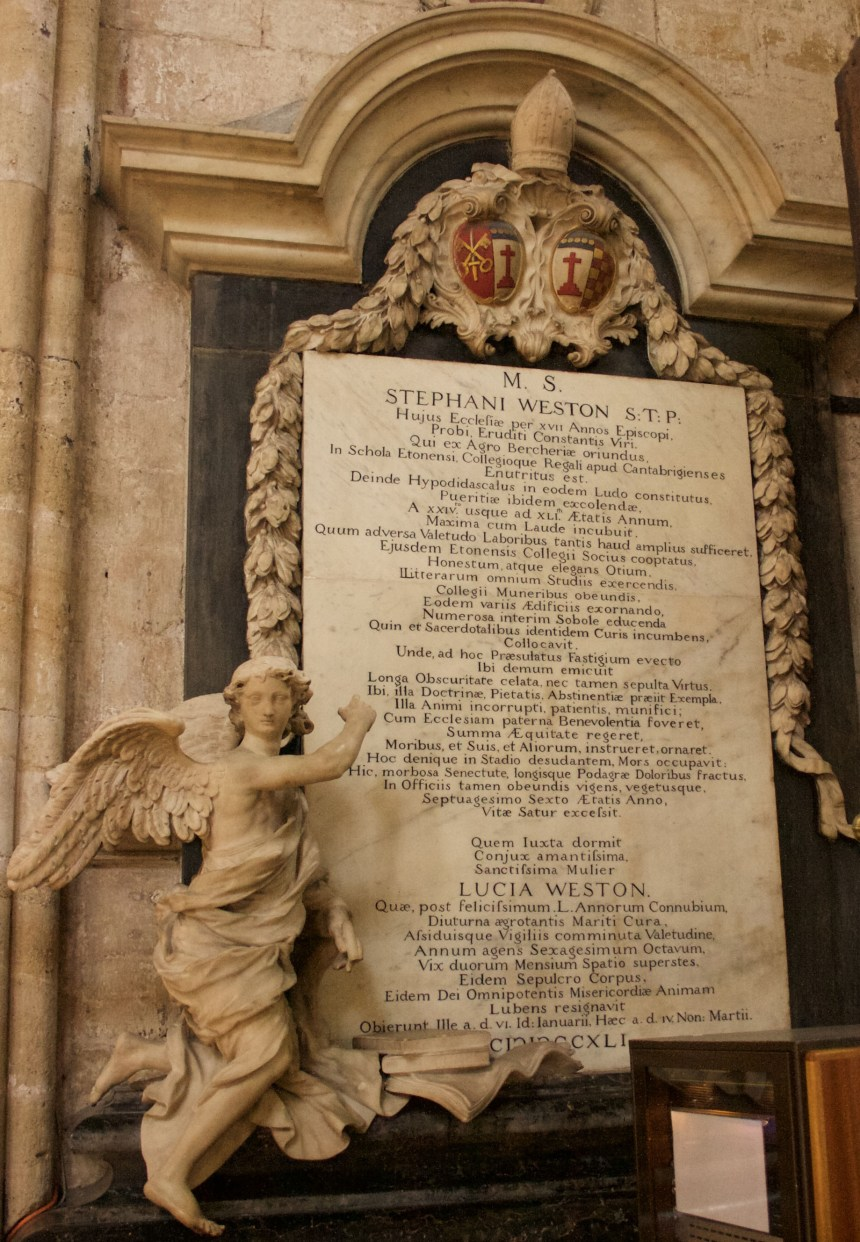 Rev. Stephen Weston