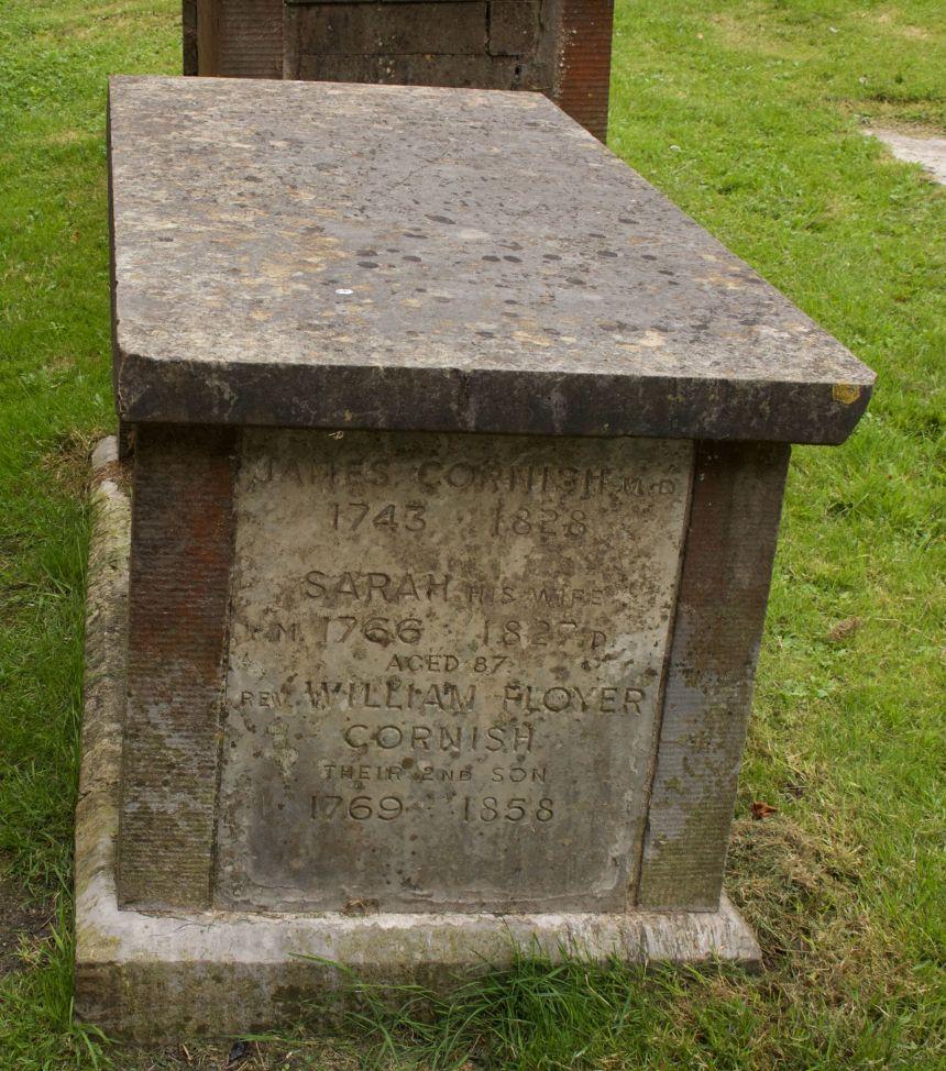 William Floyer Cornish